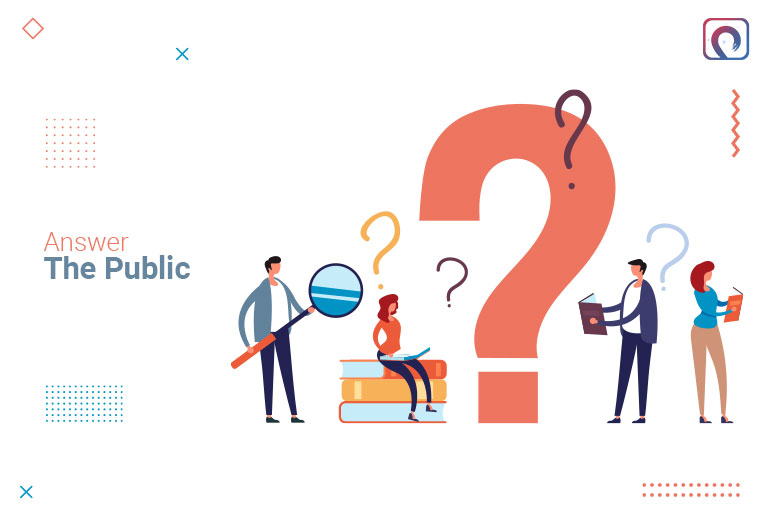 SEO Tip - Use Answer the public