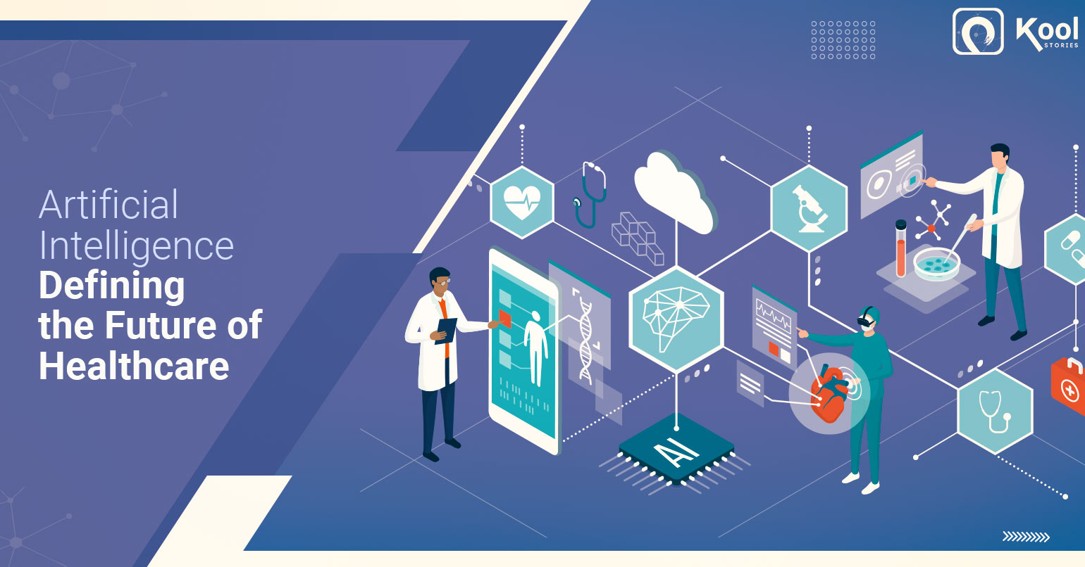 Artificial Intelligence Defining the Future of Healthcare