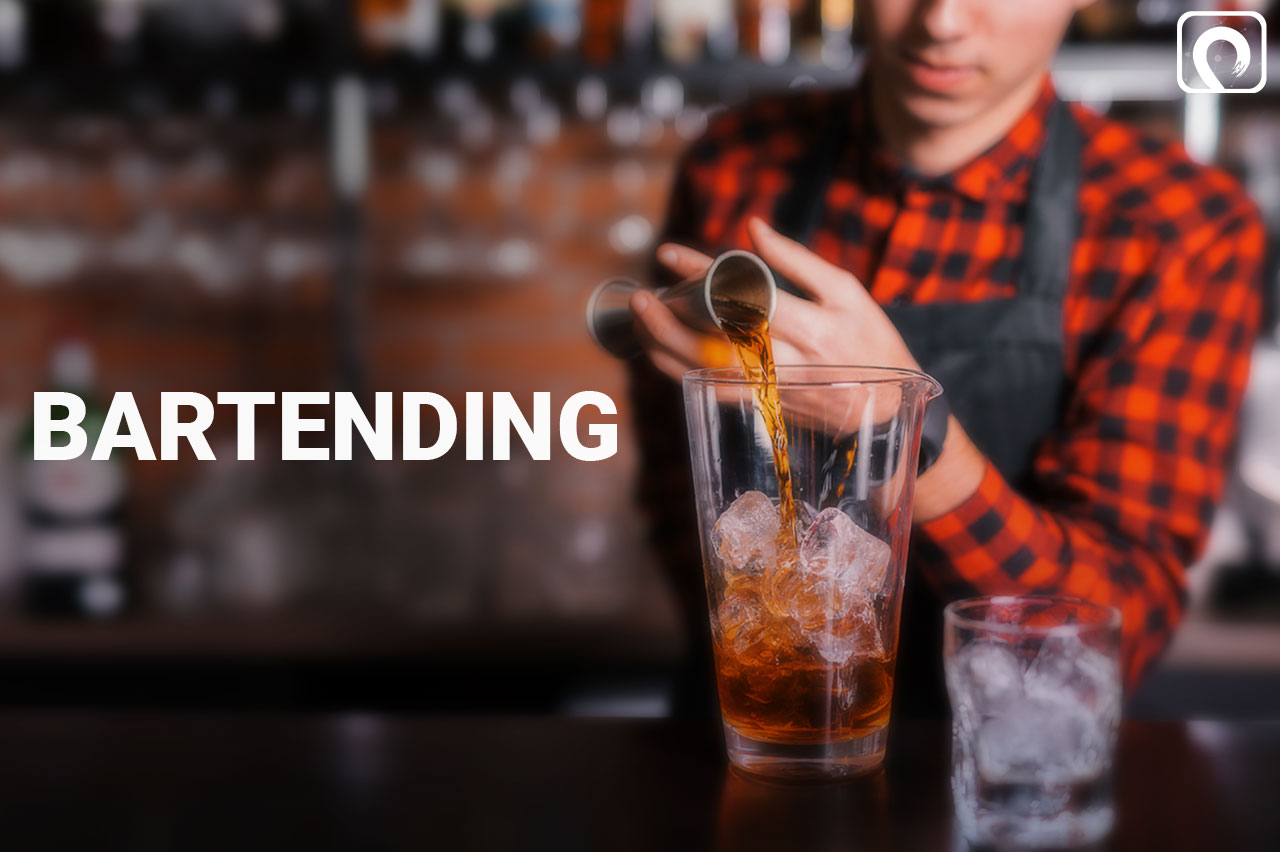 Skill to Learn - Bartending