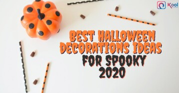 Best Halloween Decorations Ideas for Spooky 2020