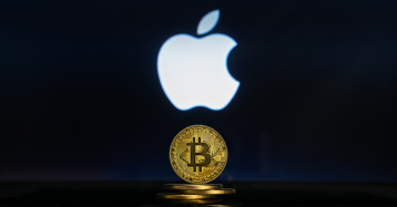 Apple Users Can do Bitcoin Transactions