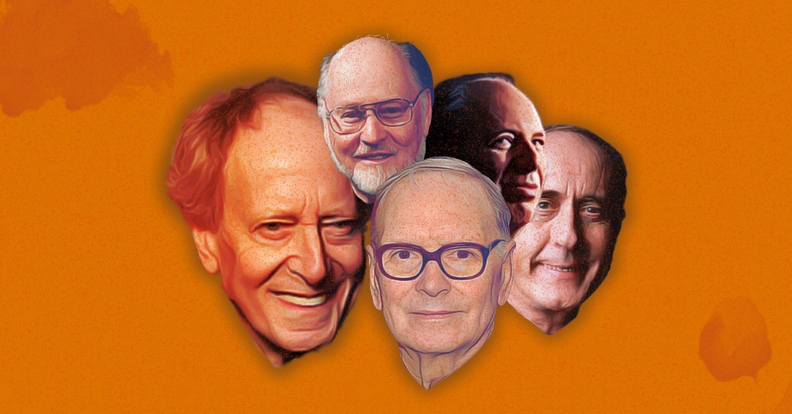 Greatest Movie Composers of all Time