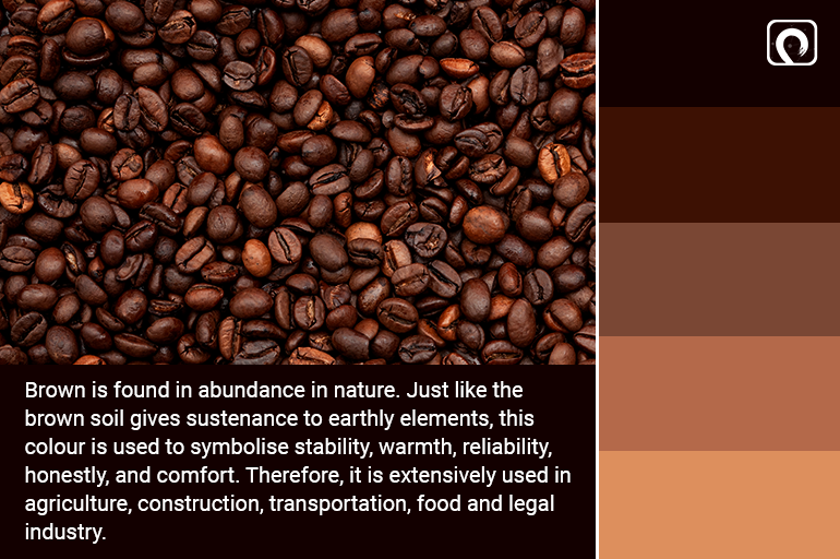 Impact and Meaning of the Colour Brown