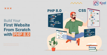 Build Your First Website From Scratch With PHP 8 Programming