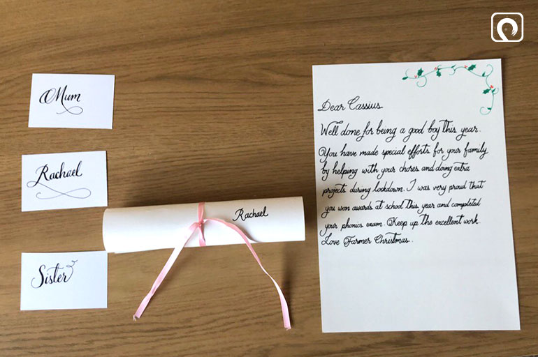 What are Calligraphy Exercises?