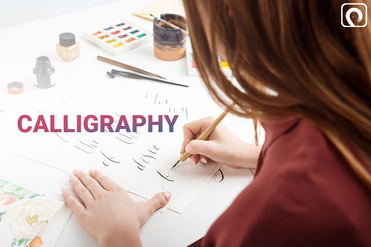 Skill to Learn - Calligraphy