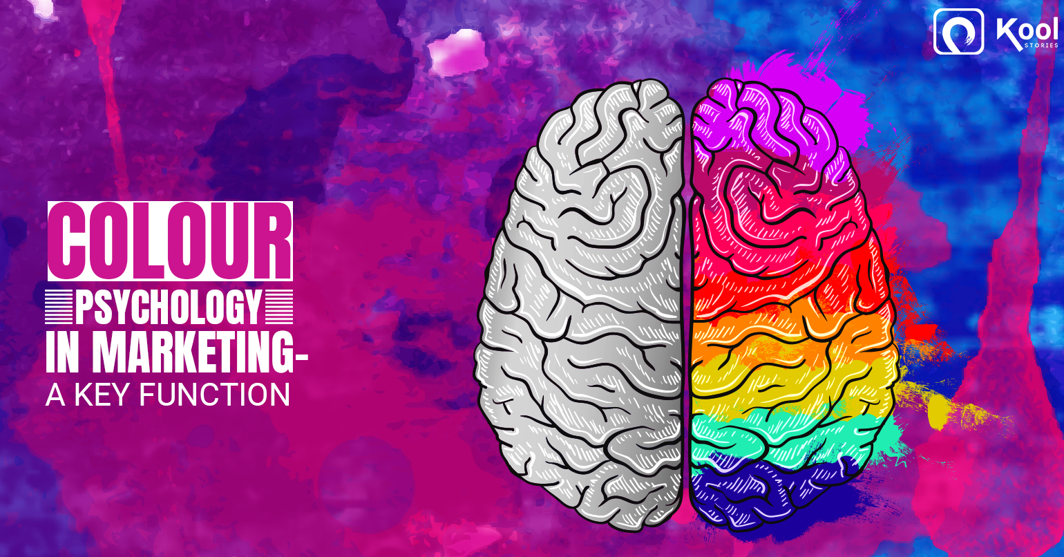 Colour Psychology in Marketing- A Key Function