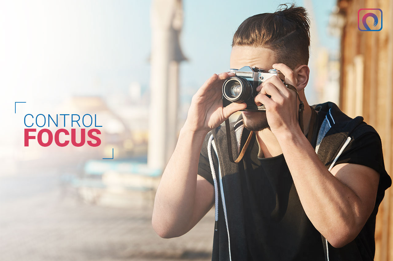 Photography Skill - Control Focus