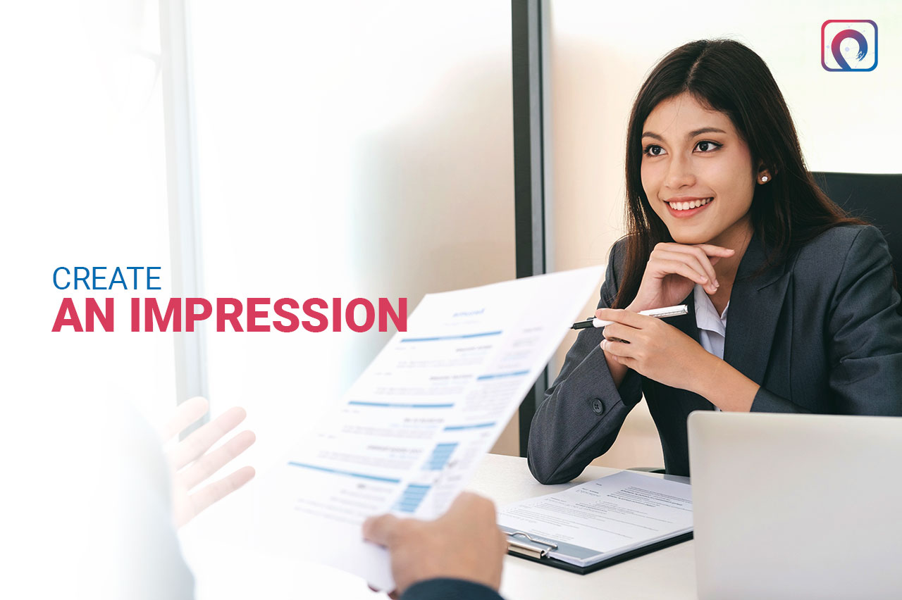 Networking Tip - Create an Impression