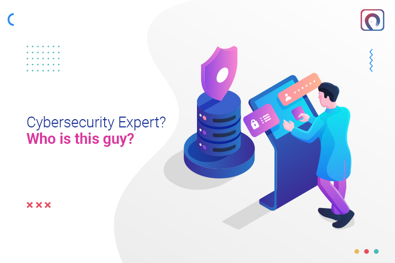 Who is Cybersecurity Expert?