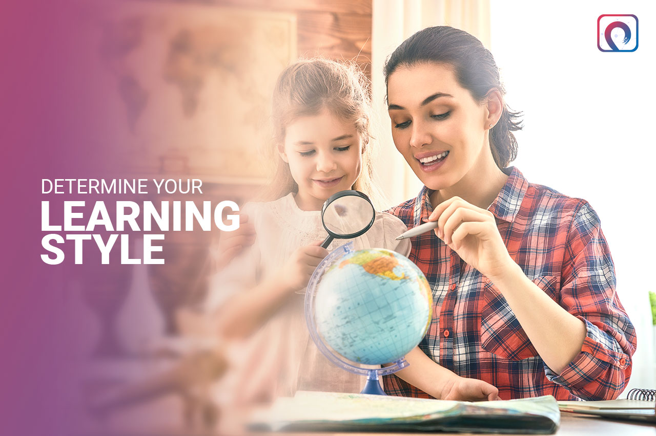 Learning Practice - Determine your Learning Style