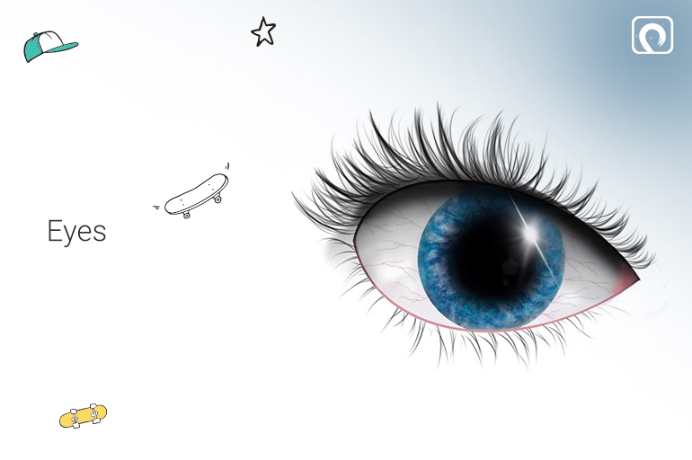 Things to draw - Eyes