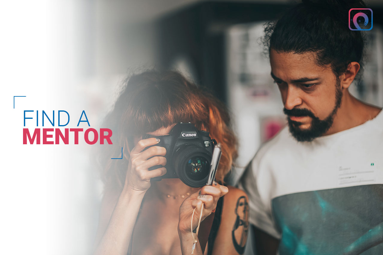 Photography Skill - Find a Mentor