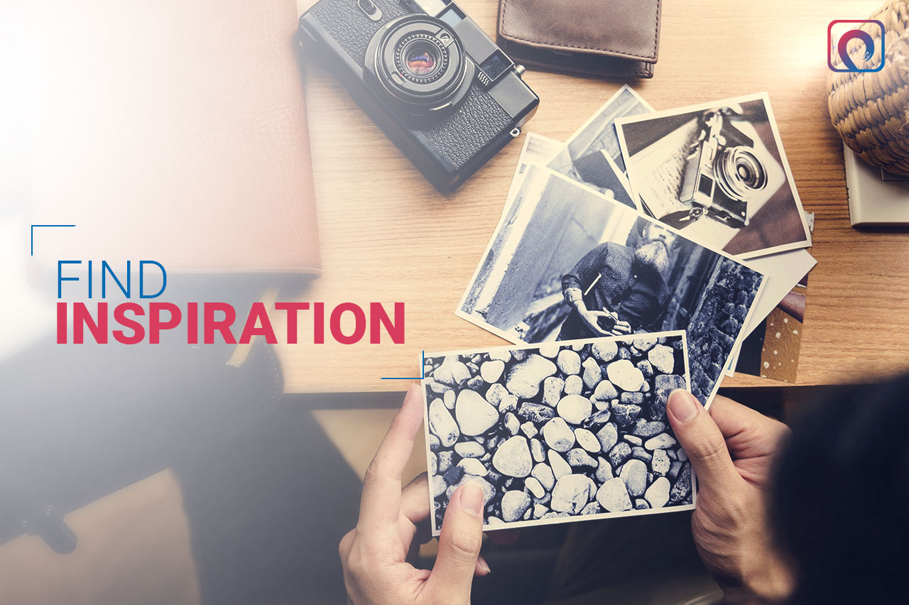 Photography Skill - Find Inspiration