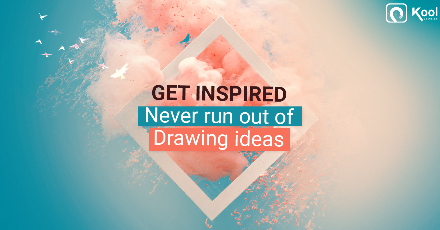 Inspiration From Artists- Things to Draw When You Run out of Ideas