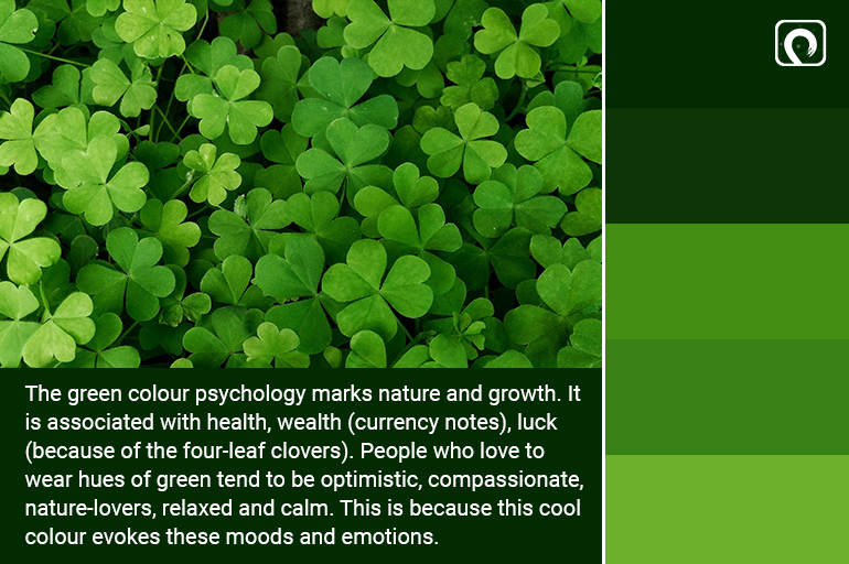 Impact and Meaning of the Colour Green