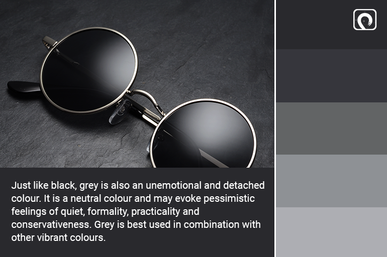 Impact and Meaning of the Colour Grey