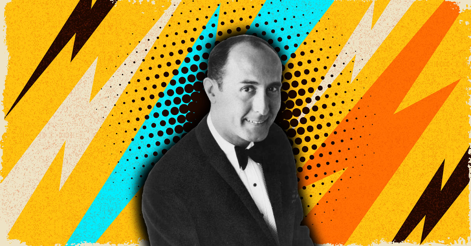 Henry Mancini The one who made experimentation popular in movie composition.