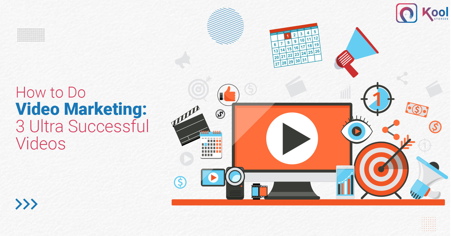 How to Do Video Marketing: Learn from 3 Ultra-Successful Video Campaigns