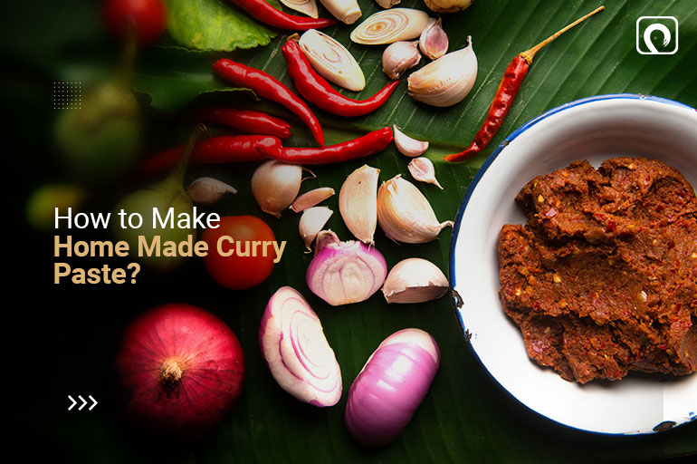 How to Make Homemade Curry Paste