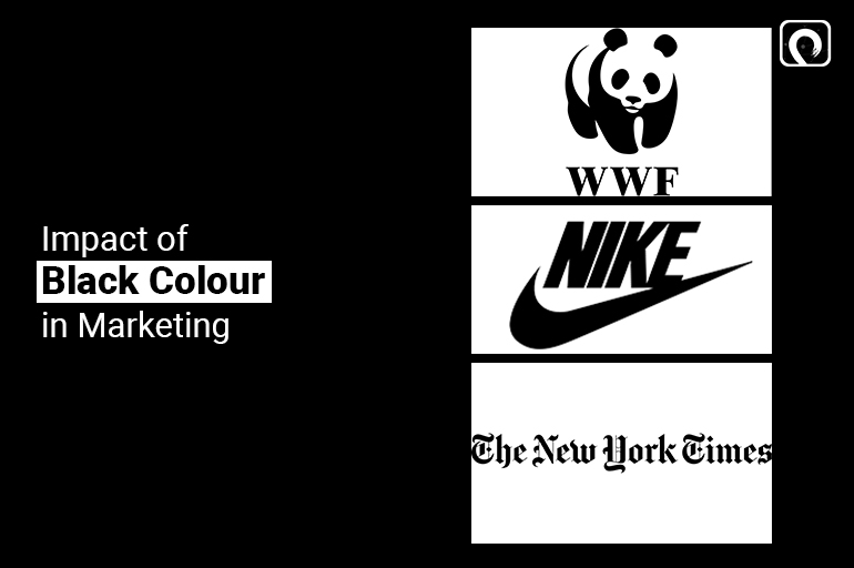 Impact of Black Colour in Marketing