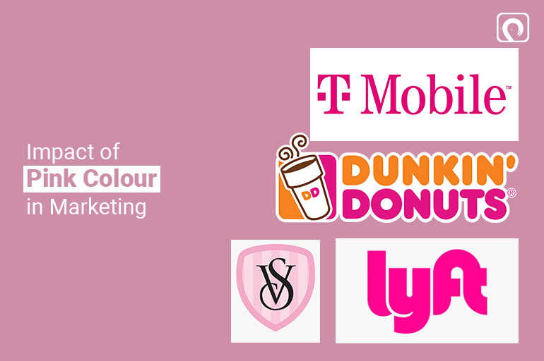 Impact of Pink Colour in Marketing
