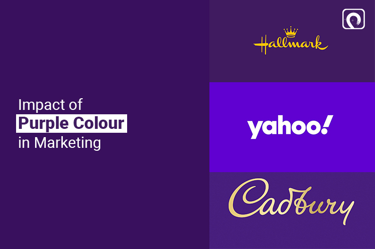 Impact of Purple Colour in Marketing