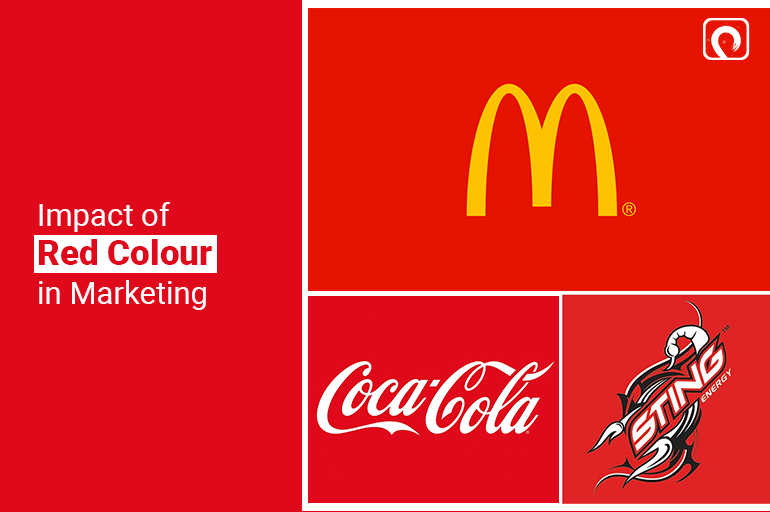 Impact of Red Colour in Marketing