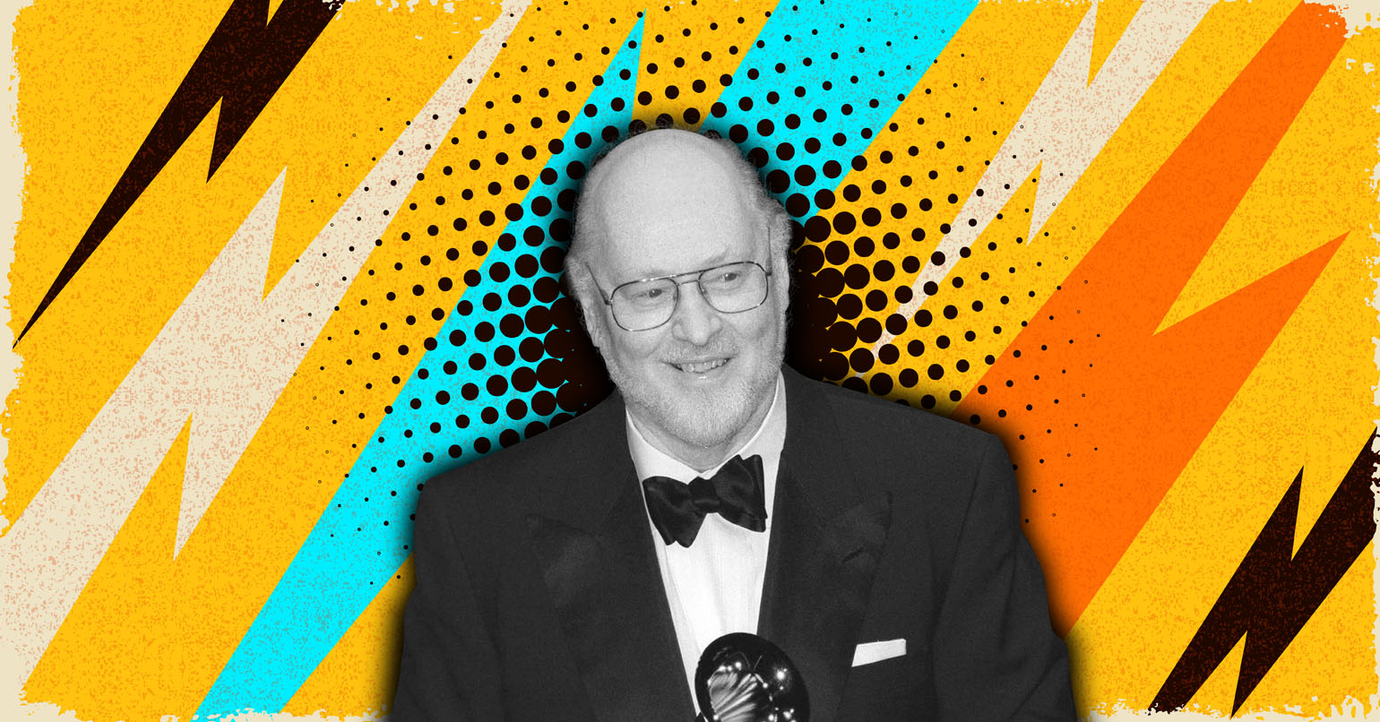 John-Williams The most successful film scorrer of all time.