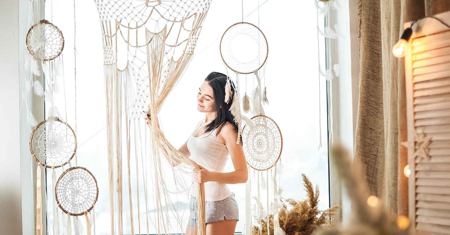 Easy to Make Macramé Wall Hanging for Beginners- Quick Tutorial