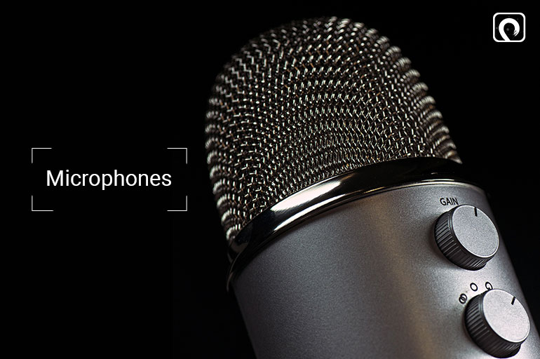 Videography Equipment - Microphones