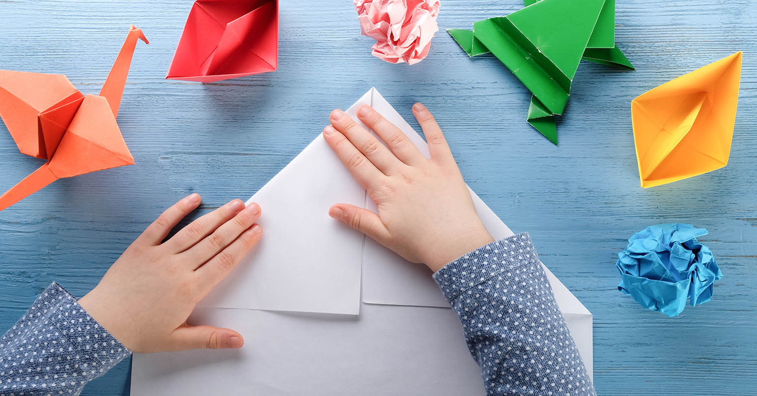 7 Stunning Benefits Of Origami to Your Child