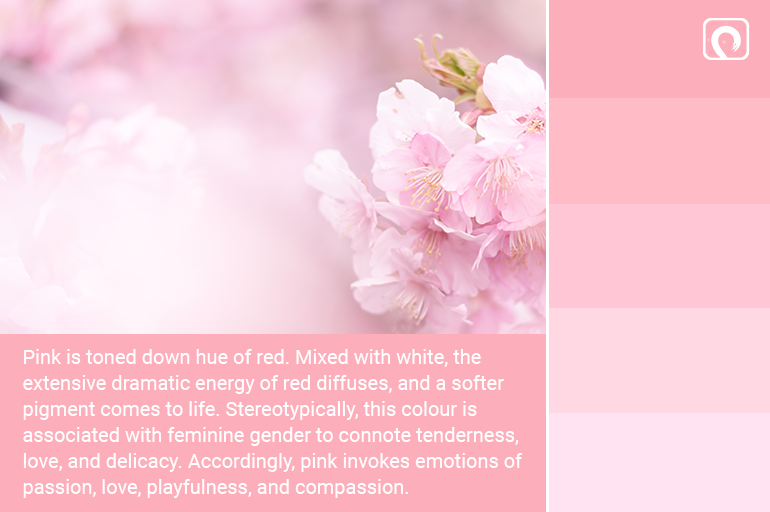 Impact and Meaning of the Colour Pink