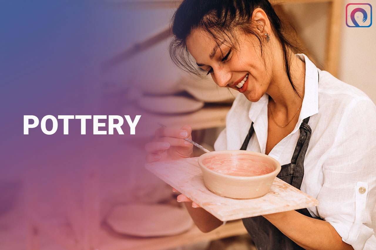 Skill to Learn - Pottery