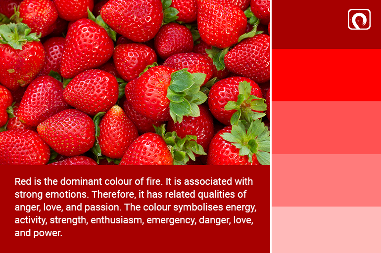 Impact and Meaning of the Colour Red