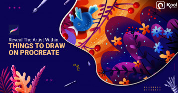 Reveal The Artist Within: Things to Draw on Procreate (Part 1)