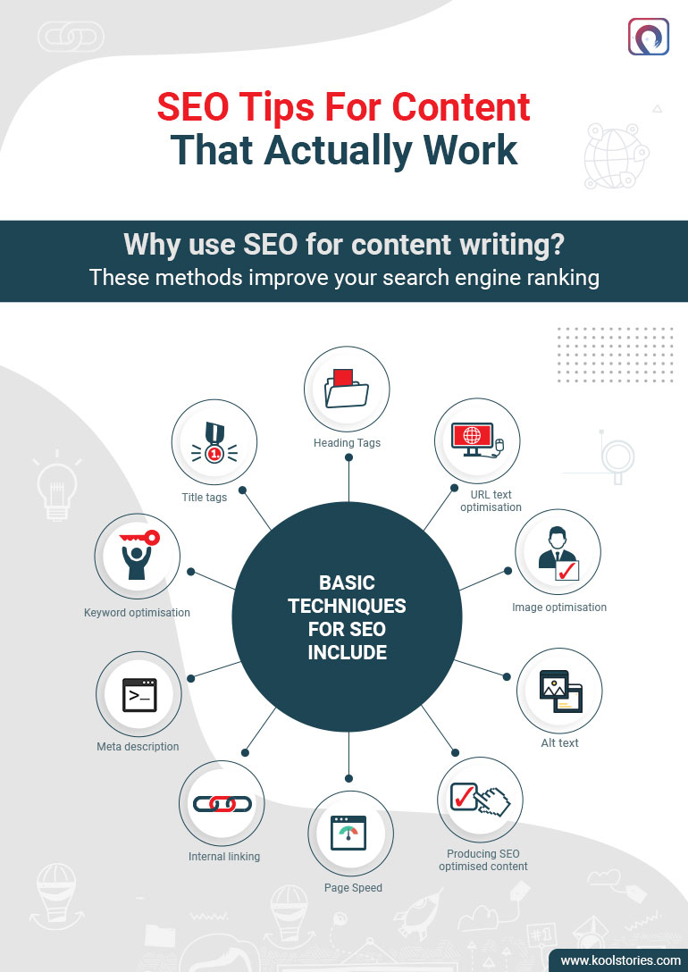 SEO Tips For Content