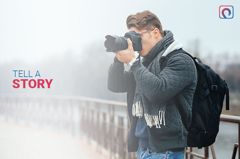 Photography Skill -Tell a Story