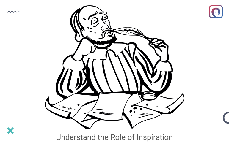 Role of inspiration