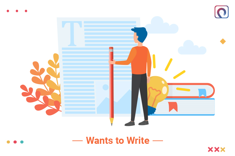 A writer must be will to write