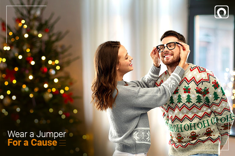 Wear a Jumper for a Cause